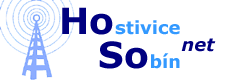 Logo sítě Ho-So (Hostivice - Sobín)